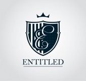 Entitled Logo